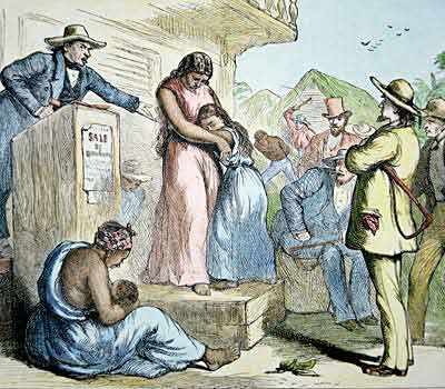 Abolición de Esclavitud en Cuba 1886